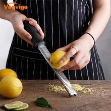 Knife Grater Vegetable-Tools Cheese-Lemon Ginger-Grinding Stainless-Steel VOGVIGO And