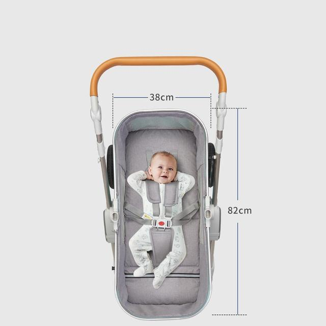 Kereta Dorong Bayi 3 in 1 Portable 6