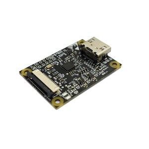 Image 3 - For Raspberry Pi 4B 3B 3B+ HDMI to CSI 2 Adapter Board TC358743XBG HDMI input up to 1080p25fp G4 006