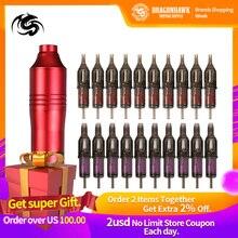 цены на Rotary Machine for Permanent Makeup Eyebrow Lip Tattoo Machine Cartridge Needles Import Motor Pen Gun  в интернет-магазинах