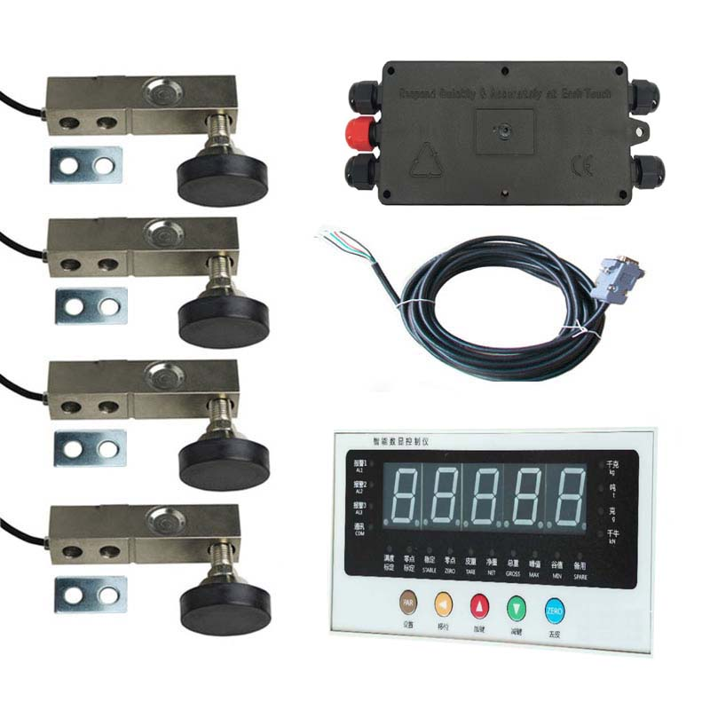 Quantitative Weighing Controller Floor Scale Load Cell YZC-320C/320 Cantilever Weighing Sensor Electronic Balance Accessories