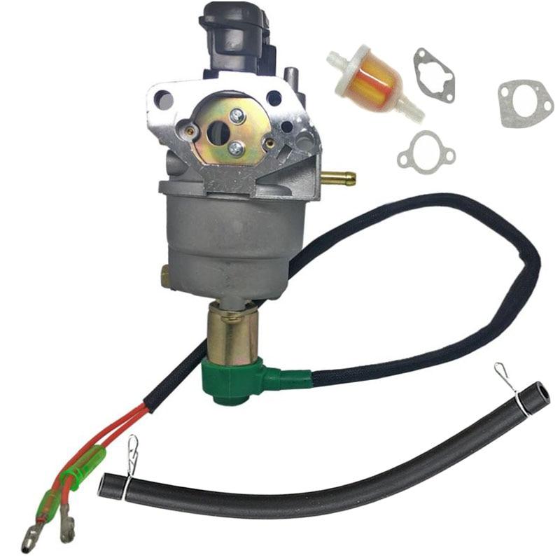 Generator Carburetor Kit For <font><b>Chicago</b></font> Ele