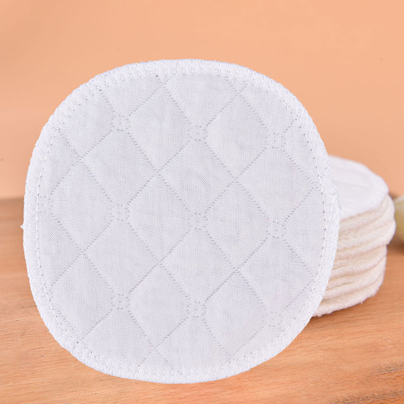 10pcs Reusable Cotton Pads Washable Make Up Remover Pad Soft Face Skin Cleaner Women Beauty Makeup Tool Breast Pads