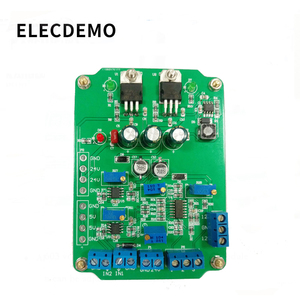 Image 3 - AD620 module High Gain Instrumentation Amplifier AD620 Transmitter Voltage Amplifier Module Dual Differential Output