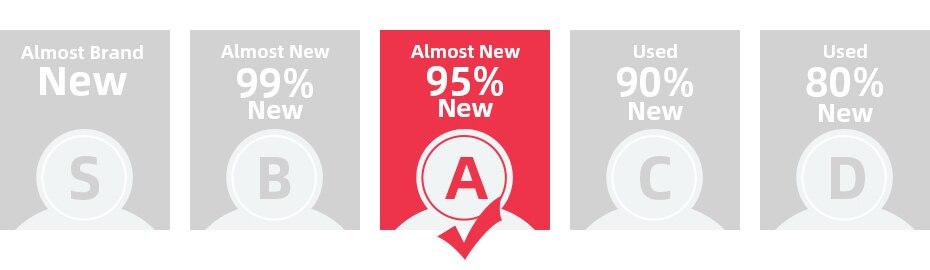 95% new 1