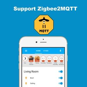 Image 3 - Lonsonho interrupteur intelligent Tuya Zigbee, avec/sans neutre, commutateur de luminaire avec bouton de ue/UK, prise en charge Zigbee2mqtt, Assistant domestique