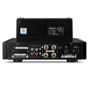 Image 4 - Nobsound HiFi Bluetooth vana tüp amplifikatör Amp hibrid güç amplifikatörü kulaklık amplifikatörü ev sineması Stereo USB müzik çalar