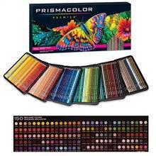 Prismacolor – ensemble De crayons De Couleur professionnels, à noyau souple, fournitures scolaires d'art, 150
