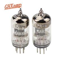 GHXAMP 6AK5 Electron Tube Amplifier Replace 5654 /403A /403B /EF95 /6J1 /6N1 Ues 6AK5 Vacuum Tube Improve Audio Sound 2pcs