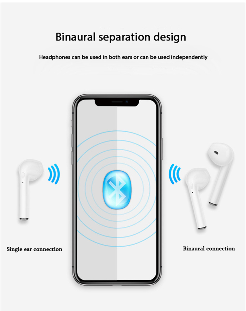Wireless Headphone Bluetooth 5.0