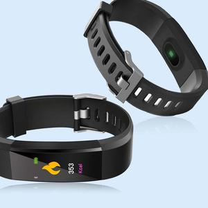 Image 5 - 115plus Bracelet Heart Rate Blood Pressure Smart Band Fitness Tracker Smartband Bluetooth Wristband fitbits Smart Watch Men