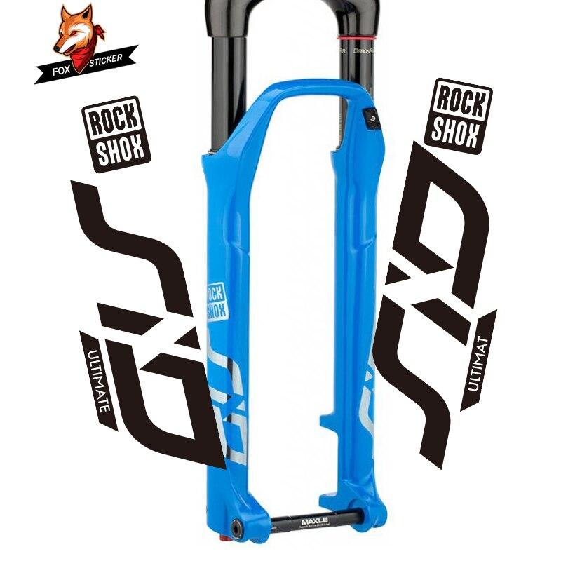 Rock Shox LYRIK 2020 Ultimate Mountain Bike Ciclismo Adesivo Decalque