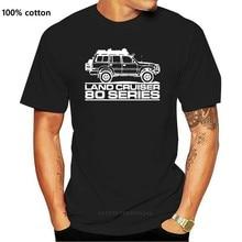 Kühlen T-shirt Serie Land Cruiser 80