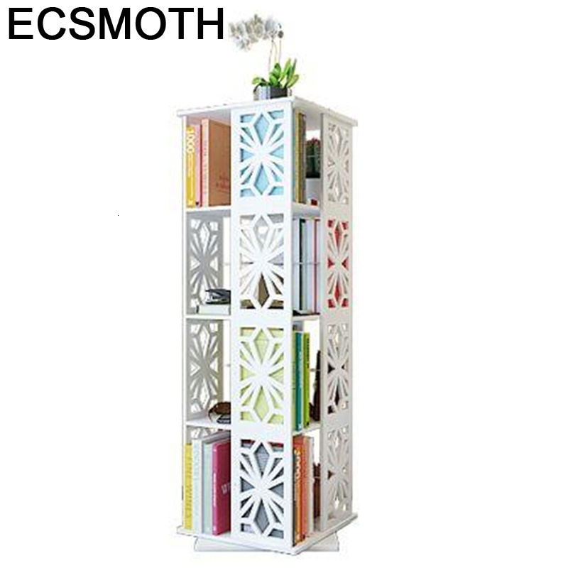Mobilya Oficina Display Kids Cabinet Home Bureau Meuble Wall Mobili Per La Casa Bois Dekoration Furniture Retro Book Shelf Case