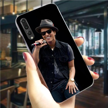 Bruno Mars Phone Cover for Huawei Honor 10 Case 6A 7A 8/9 Lite View 20 Pro 9X Pro Y6 Y7 Y9 Nova 3/3i/4/5i image