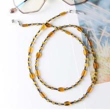 1pc Retro Eyewears Cord Holder neck strap Rope Fashion Chic Womens Eyeglass Chai