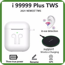 NEW Original i99999 Plus TWS Wireless Earphone Air2 Rename Bluetooth 5.0 Earphone Super Bass Earbuds PK i90000Max i90000pro TWS