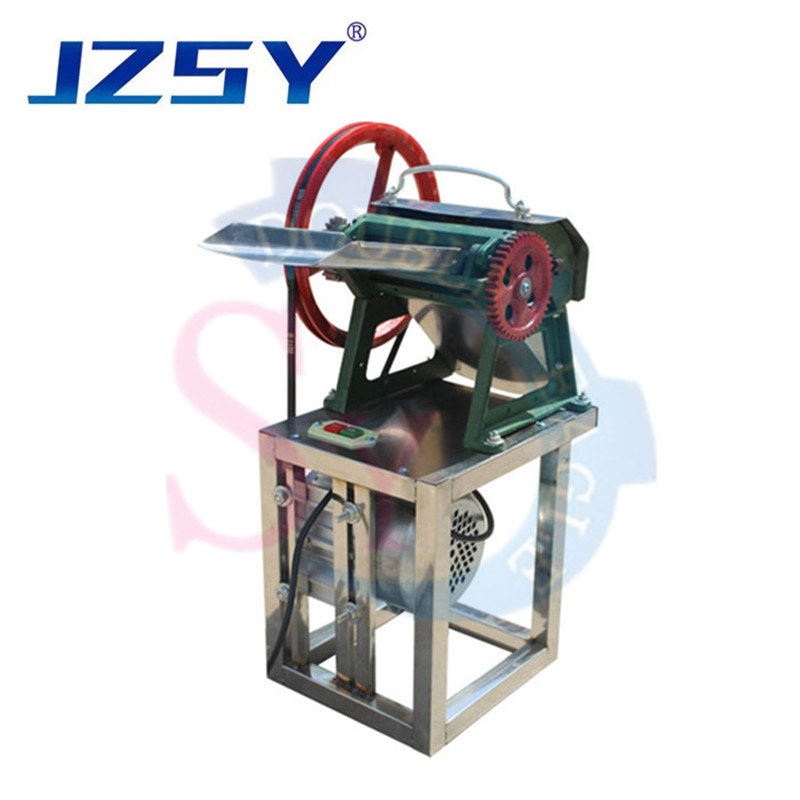 Multifunction Small Cake Kelp Strip Cutting Machine/commercial Electric Stainless Steel Frame Chapatis Pizza Stripping Machine