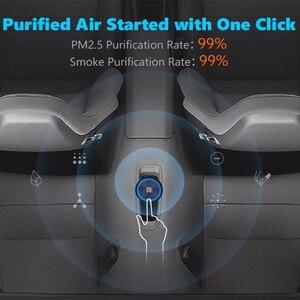 Image 4 - GIAHOL Mini purificateur dair Portable pour voiture, à ions négatifs, USB, purificateur dair, purificateur dair, purificateur dair pour les voitures, le bureau et la maison