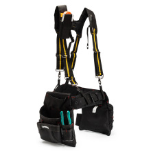 Suspender Tooling Belt Can-Hang-Tool-Bag Reducing-Weight Heavy-Braces Y-Type Multifunction