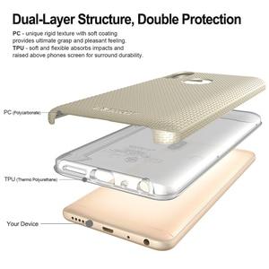 Image 2 - TOIKO funda protectora de doble capa funda de teléfono para xiaomi Redmi Note 5 Pro, Note 5, Global, PC duro, suave, TPU, a prueba de golpes