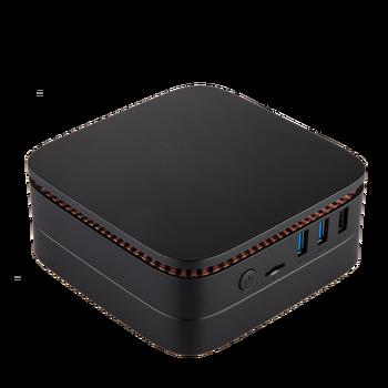 2018 mini pc intel Win 10 tv box ak1 J3345 Dual screen connection 4K dual wifi Built-in fan cooling Set Top Box