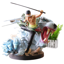 Anime One Piece RORONOA Zoro POP DX PVC Action Figure Battle Ver Great Collectible Model Gift Toy For Children цена