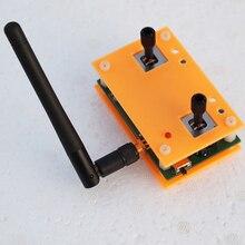 RC самолет 6CH 900 МГц пульт дистанционного управления комплект 800-1000 МГц PPM передатчик 1S Lipo для автомобилей лодки DIY робот 4CH приемник