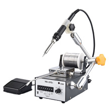 Internal Heating Automatic Tinning Machine Automatic Welding Equipment Automatic Soldering Machine Set Equipment