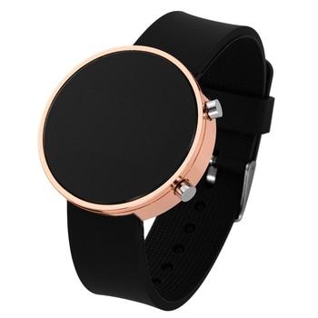 Kids LED Digital Sport Watch New Children's Watches lovely for Girls Boys Women Men Electronic Sport Bracelet Clock Cheaper Gift