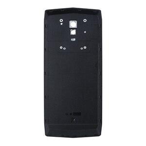 Image 5 - Alesser Voor Blackview P10000 Pro Batterij Cover Met Uitstralende Film Ultra Slim Beschermende Voor Blackview P10000 Pro Bateria Cover