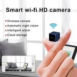 HD Mini WiFi Camera P2P Webcam Automatic Night Vision Motion Detection Security Camaras Espia Video IP Camcorder Micro Cam DVR