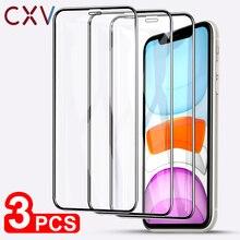 מסך מגן עבור iphone xr x 11 פרו מקס xs מזג זכוכית על iphone 7 6s 6 8 בתוספת מסך מגן על iphone זכוכית מגן