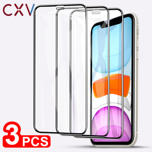 Image 1 - screen protector iphone xr 11 pro max x 11 pro 8 xs max 7 xs 6 6s screen protector tempered glass iphone x 11 8 11 pro xr xs max 7 11 pro max 6s  xs  glass screenprotector iphone xr x 7 8 iphone 11 glass protection