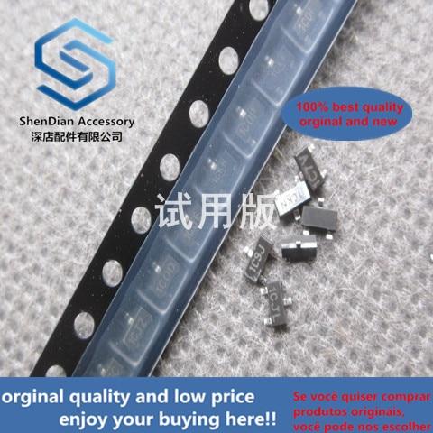 30pcs 100% Orginal New IRLML6302GTRPBF MOSFET P-CH 20V 0.78A SOT-23-3 IRLML6302GT