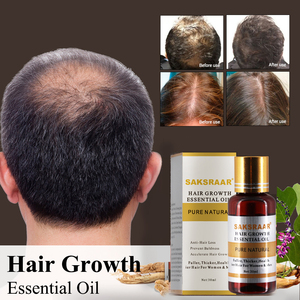 Hair Care Hair Growth Essential Oils Essence Original Authentic 100% Hair Loss Liquid Health Care Beauty Dense Hair Growth Serum(China)
