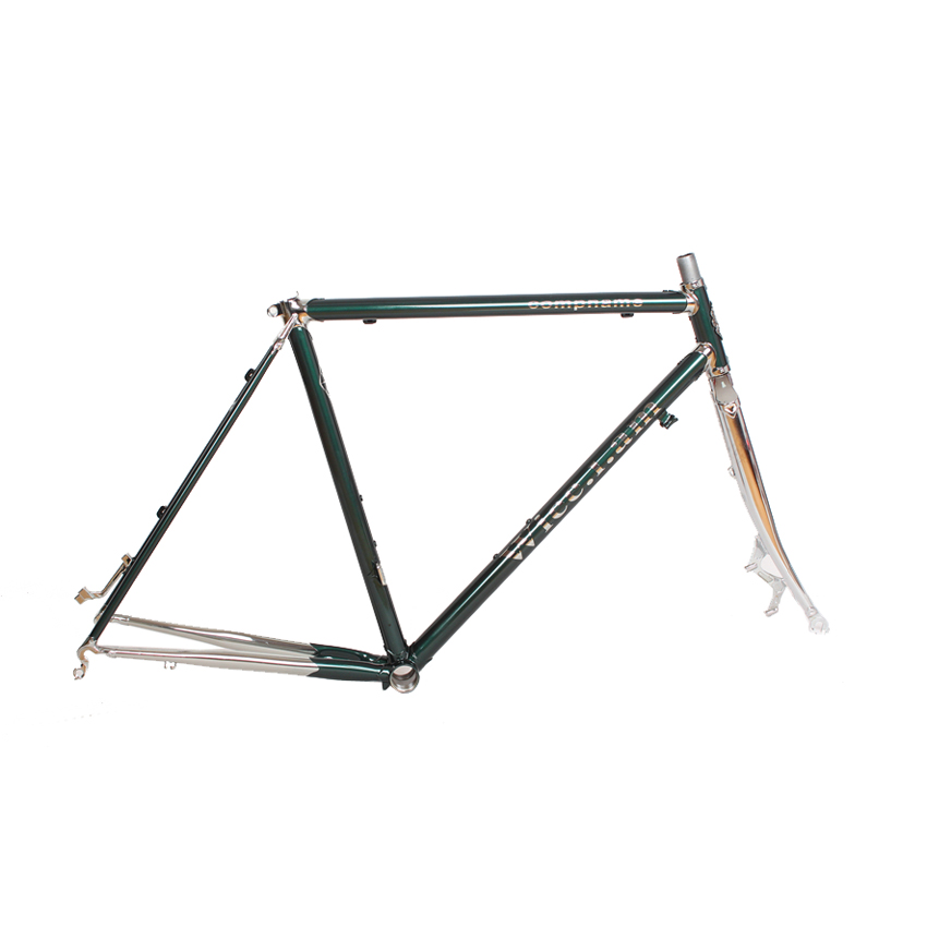 customize 650C 700C commuter <font><b>bike</b></font> <font><b>frame</b></font> Reynolds 4130 Chrome molybdenum <font><b>steel</b></font> road <font><b>Bike</b></font> <font><b>frame</b></font> with lug framebike <font><b>frame</b></font> bicycle image