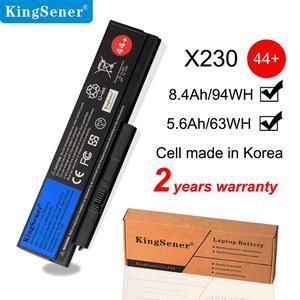 KingSener Laptop Battery For Lenovo Thinkpad X230 X230I X230S 45N1024 45N1022 45N1023 45N1029 45N1033 5.6Ah/63WH 44+