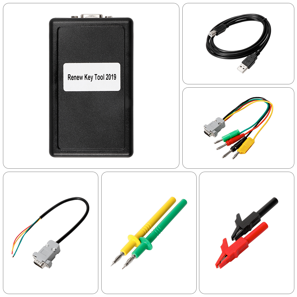 Image 4 - OBD2 MK3 Renew Key Tool SuperTransponder Key Programming for bmw for opel With Full Remote Key Unlocking Renew Key Renew Device-in Auto Key Programmers from Automobiles & Motorcycles on
