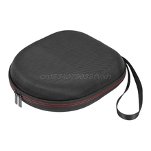 Hard EVA Outdoor Travel Case Storage Bag Carrying Box for Anker-Soundcore Life Q20 Wireless Bluetooth Headphone image