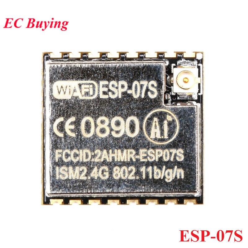 ESP-07S (ESP-07 обновленная версия) ESP8266 серийный WIFI модуль ESP 07S ESP07S промышленный беспроводной модуль Новый IOT
