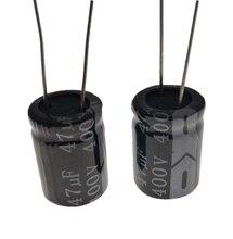 5 ~ 100 개/몫 400V 47 미크로포맷 16*25 20% RADIAL 알루미늄 전해 커패시터 47000NF 20%