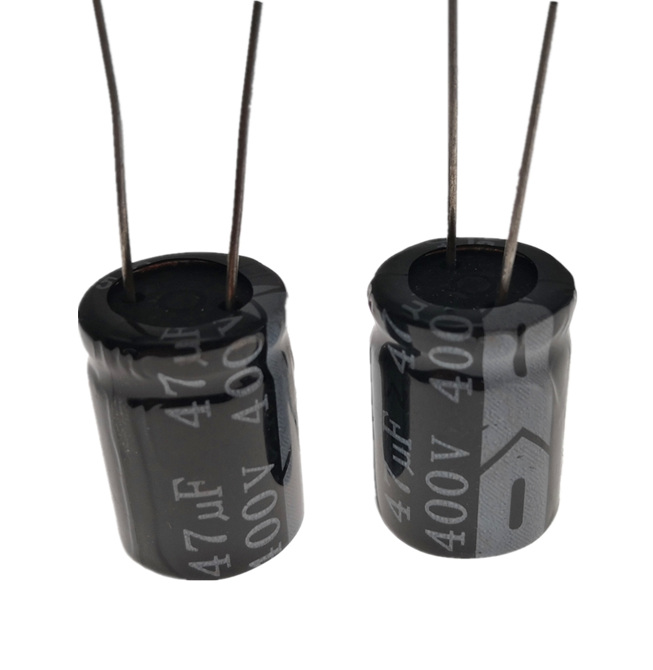 5~100pcs/lot 400V 47UF  16*25 20% RADIAL Aluminum Electrolytic Capacitor 47000NF 20%