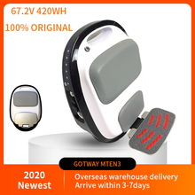 Vehicle Scooter Motor Self-Balancing Electric Unicycle Gotway Mten3 One-Wheel Max-Speed