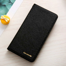 Luxury leather Crystal silk phone case for xiaomi redmi 4X magnetic  For 4x casewallet flip book cover card