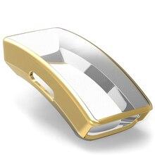 Прочный чехол для часов, защитный чехол, Небьющийся, против царапин, сменный, ТПУ, ультра тонкий, аксессуары для Fitbit Inspire