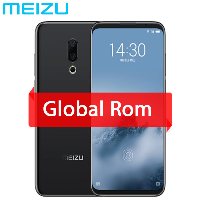 Global version Original Meizu 16th 16 4G Snapdragon 845 Adreno 630 6GB RAM 64GB ROM 6