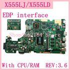 X555LJ EDP interface...
