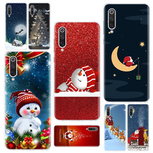 New year Cartoon Christmas Phone Case For Xiaomi Redmi Note 7 6 Pro 5 4 4X K20 7A Y3 S2 5A 6A 7A 9 Phone Case Cover black silicone cover new year gifts christmas for xiaomi redmi note 8 7 6 5 4x 4 k20 pro 7a 6a 6 s2 5a plus phone case