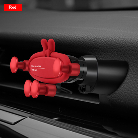 Car Phone Holder Gravity sensor  Mobile Smartphone Stand Support Cell in Car GPS For Most mobile phones Lahore